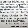 Jean Grillon – Sous-Préfet de Verdun – 1914-1918 – Partie 6